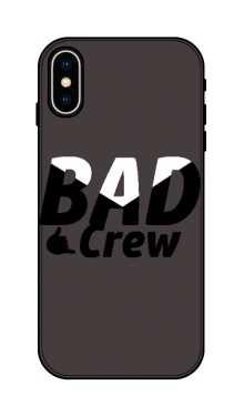 Etui iPhone X z logiem