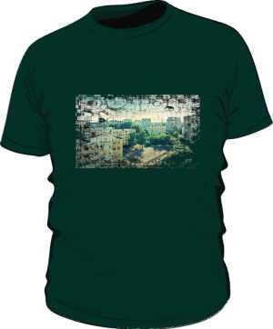 Koszulka z nadrukiem 490954
