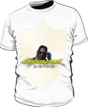 Koszulka CyberPunk 2077