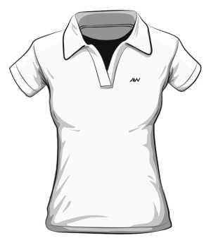 Koszulka polo damska AnotherWay