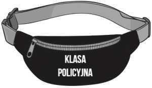 Saszetka Klasa Policyjna