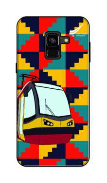CASE SAMSUNG GALAXY A8  PESA PAINT