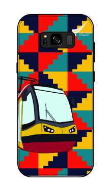 CASE SAMSUNG GALAXY S8  PESA PAINT