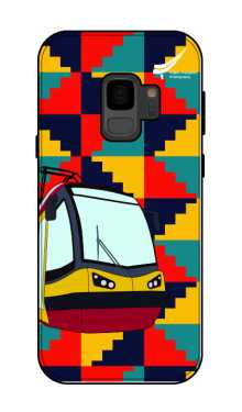 CASE SAMSUNG GALAXY S9  PESA PAINT