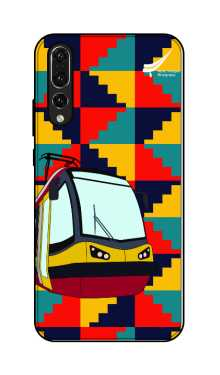 CASE HUAWEI P20 PRO i PLUS  PESA PAINT