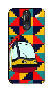 CASE HUAWEI MATE 10 LITE PESA PAINT