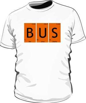 Koszulka męska CHEMICAL BUS