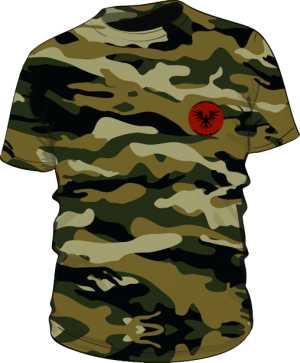 koszulka cammo