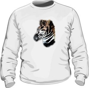 Zebra Biała