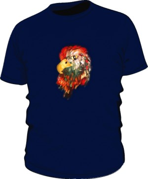 Orzeł Granatowy Tshirt