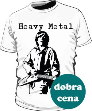 Koszulka męska Heavy Metal