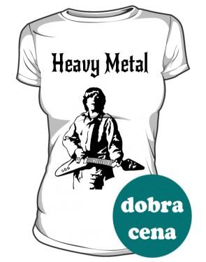 Koszulka damska HEAVY METAL