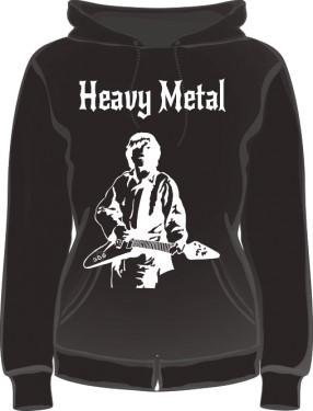 Bluza damska HEAVY METAL