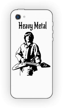 Etui do iPhone 5 HEAVY METAL