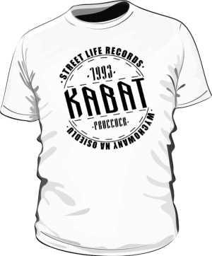 Koszulka Kabat Street Life Records