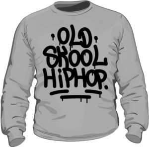 Bluza Old Skool HipHop