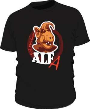 Samiec Alfa T shirt