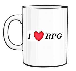 I love RPG Kubek