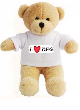 I love RPG Miś