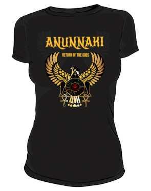 Anunnaki koszulka Damska Premium