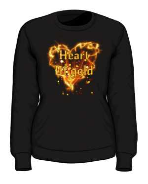 Heart of Gold Bluza  damska