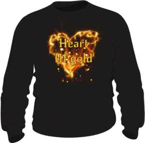 Heart of Gold Bluza męska