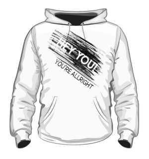 Bluza Hey You