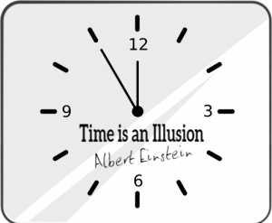 Zegar podkładka pod mysz