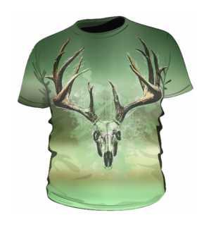 Koszulka Łowcy green