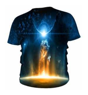 Kosmos  Armagedon Koszulka Męska