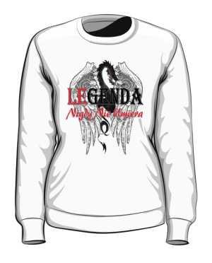 Dragon Legend Bluza Damska PL