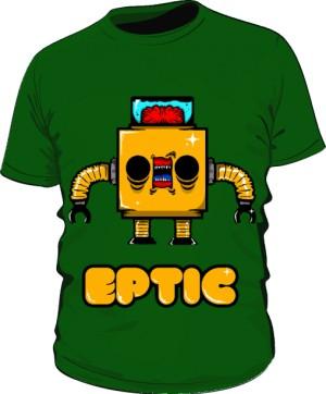 EPTIC 1 CIEMNOZIELONA