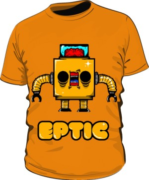 EPTIC 1 POMARAŃCZOWA