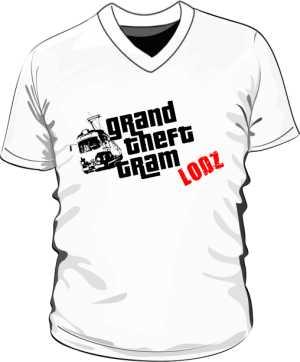 Koszulka VNeck GTT Lodz