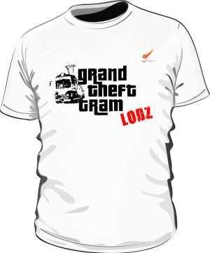 Koszulka GTT LODZ