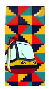 Ręcznik Pesa Tram