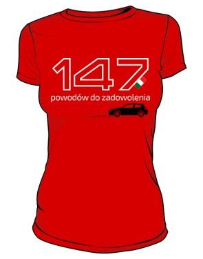 147 powodów RED