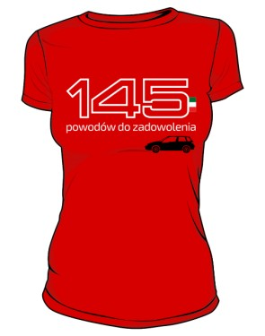 145 powodów RED