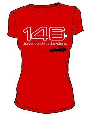 146 powodów RED