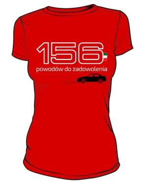 156 powodów RED