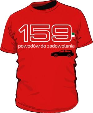 159 powodów SW RED