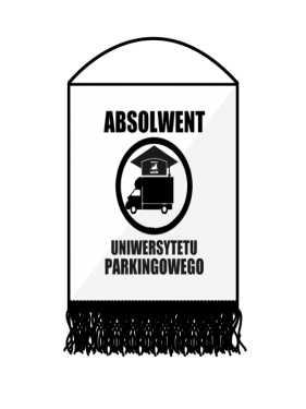 Proporczyk Absolwenta