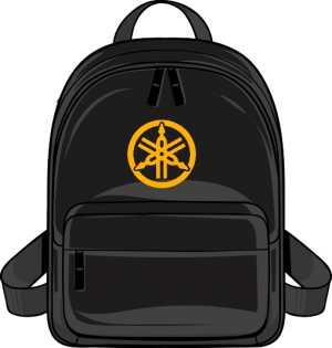 Plecak Yamaha RYH Gold Premium