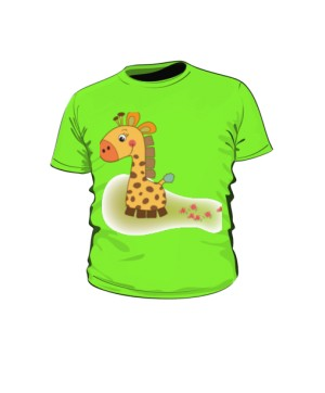Koszulka z nadrukiem 5629