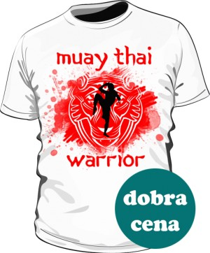 Muay Thai red
