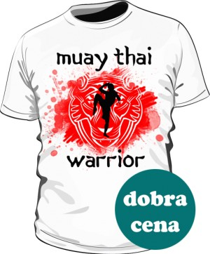 Muay Thai black