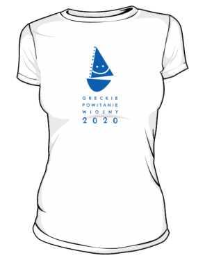 Koszulka z nadrukiem 571196