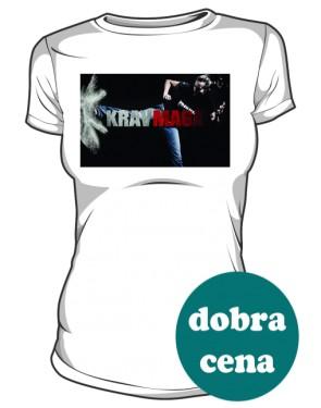 Koszulka Krav Maga damska