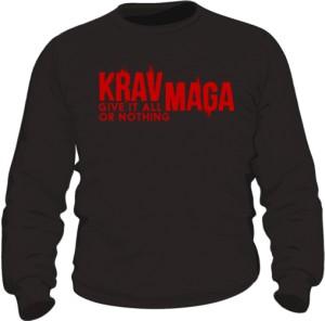 Bluza Krav Maga czarna