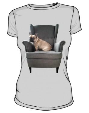 Francuz na fotelu
